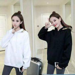 เสื้อกันหนาวมีฮู้ด แฟชั่นเสื้อกันหนาวเกาหลี ขายส่งเสื้อกันหนาวออนไลน์